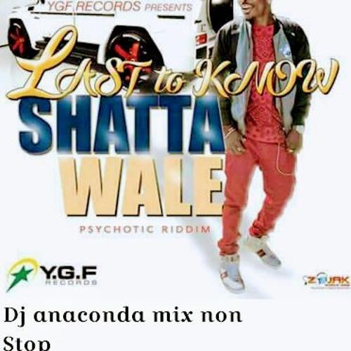 The best of shatta wale movement Mix by dj anaconda