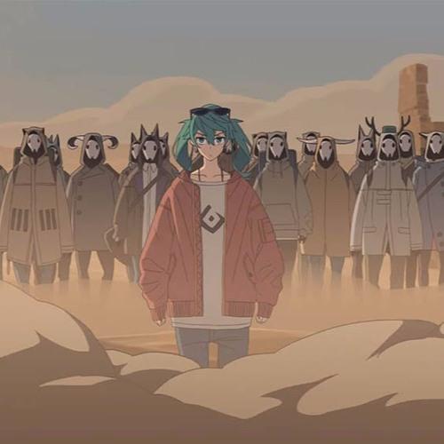 Sand Planet 「UTAUカバー」(RICKAS)