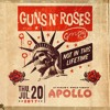 Guns N' Roses - It's So Easy Live Apollo Theater 2017
