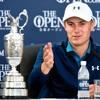 Pressekonferenz mit Open-Sieger Jordan Spieth