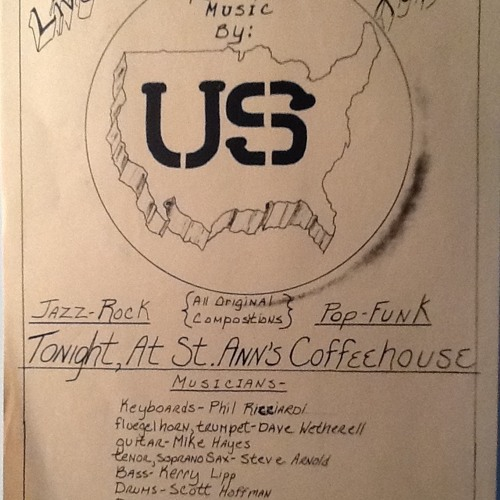 "5 - Staircase ""US"" Coffeehouse (Boston, 1982)"