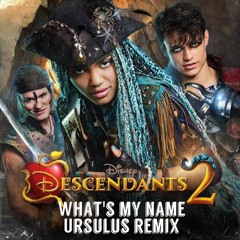 China Anne McClain - What's My Name (Ursulus Remix)