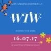 WTW - 23rd July 2017