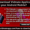 How To Download Vidmate Application On Your Android Mobile?