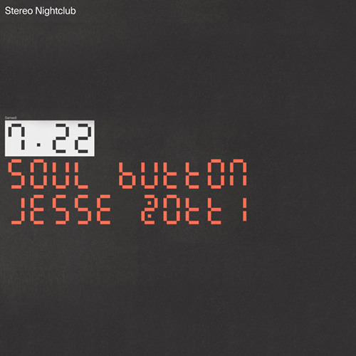 Soul Button - 7 hours extended set at Stereo Montreal - July 22, 2017   PART 2