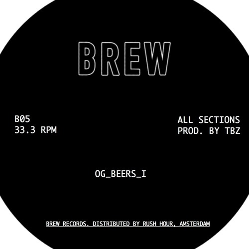 BREW 05 -SNIPPETS- TBZ OG_BEERS_I&II, will make your life a lot cooler real soon