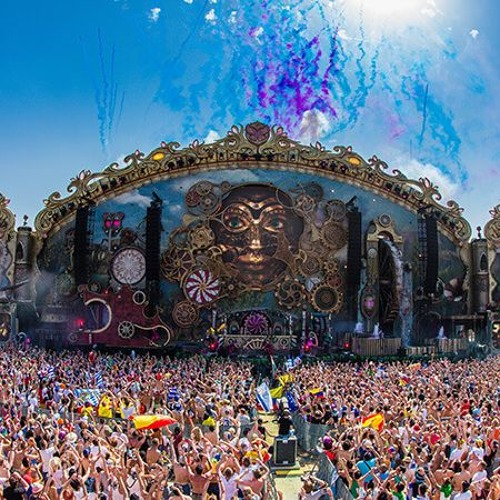 Pan Pot   Live At Tomorrowland 2017 Belgium