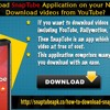 How To Download SnapTube Application on Your Nexus Mobile To Download Videos From YouTube?.mp3