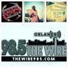 7/23/17 - Sunday Serenade (PART 1) with Professor GT - 98.5 The WIRE - Pine Hills, Orlando