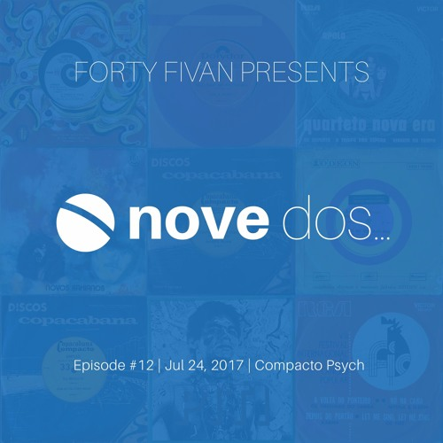 Novedos - Episode #12 - Compacto Psych