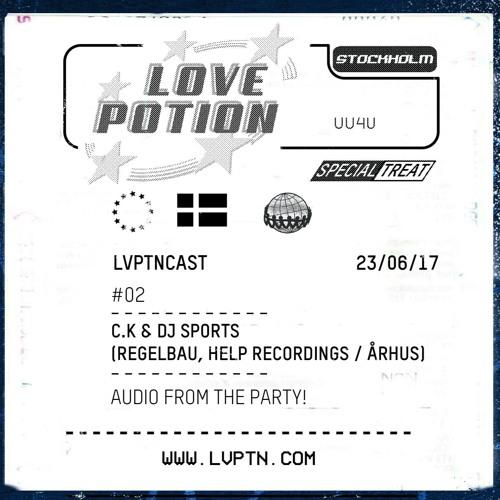 LVPTNCAST 02: C.K & DJ Sports