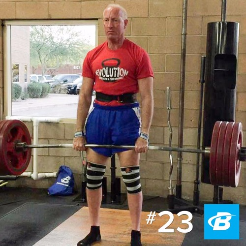 Episode 23: Charles Staley - How to Lift to Stay Strong and Healthy at Any Age!
