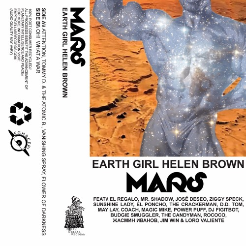 Earth Girl Helen Brown - Flower Of Darkness