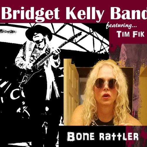 "Bridget Kelly Band Disk 1 Track 1 Ain't Missin' You ""Bone Rattler"" CD (2017)"