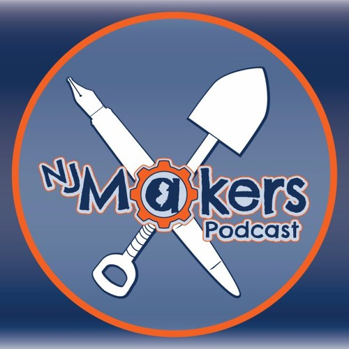 Introduction episode of The NJ Makers Podcast