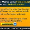 How To Create Memes Using Vidmate Application On Your Android Mobile?