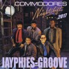 THE COMMODORES - Nightshift (Jayphies-Groove) 2017