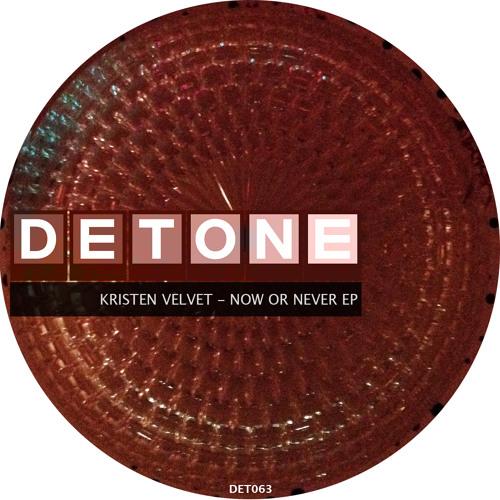 DET063 - KRISTIN VELVET - THE LOTHARIO ORIGINAL MIX - NOW OR NEVER EP