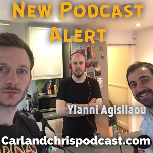 Episode 194 With Yianni Agisilaou
