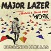Major Lazer - Buscando Huellas Ft. J Balvin & Sean Paul (Madrik REFLIP)