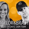 Eating Someone's Leftovers - Taylor & Brady - 99.7 The Point