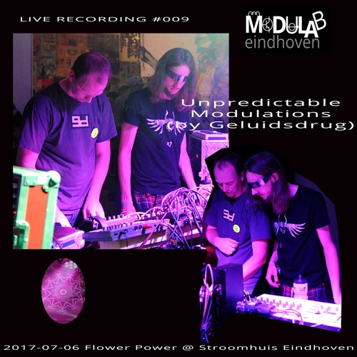 170706 Modulab Live Recording 009 Unpredictable Modulations (by Geluidsdrug)