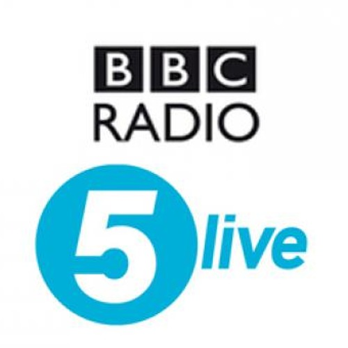 Mark Davyd with Will Gompertz on BBC Radio 5live