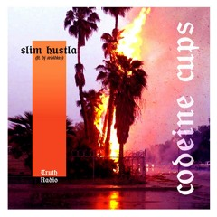 SLIM HUSTLA - CODEINE CUPS (feat. DJ ÆDIDIAS)