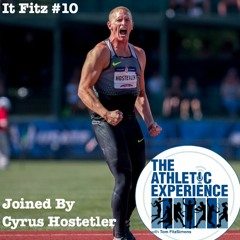 It Fitz #10 - Cyrus Hosteler Joins - Your Host Retires - #Friday400