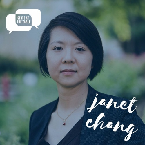 Season 1, Episode 8: The One About Mental Health and Harassment w/ Janet Chang