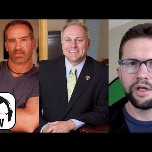 "7.25.2017: ""Pedophile Hunters"" Under Attack? Steve Scalise, Craig Sawyer, David Seaman"