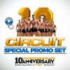 CIRCUIT 2017 Special Promo Set by GSP