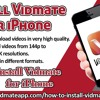 Install Vidmate For IPhone