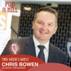Ep. 23: Why does Victorian wannabe Shadow Treasurer Chris Bowen love our footy and our economy?