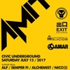 Alchemist Live @ VOID Presents AMIT