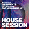 2elements feat. Jean Pearl - Got Me Burning Up (Club Mix)