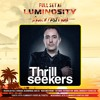 The Thrillseekers @ Luminosity Beach Festival Bloemendaal 2017-06-25 Artwork