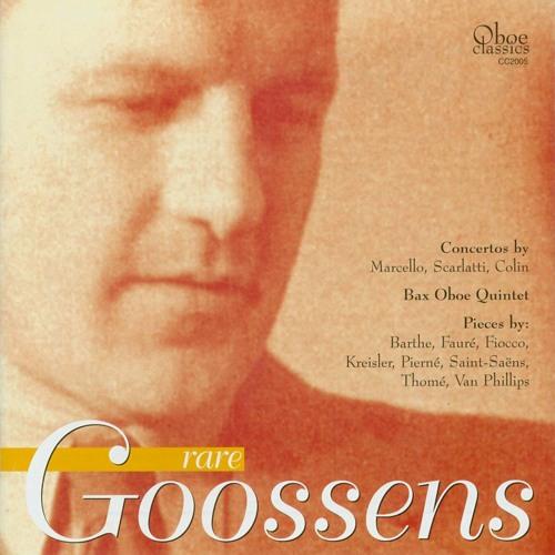 Oboe Classics podcast 10 - Goossens