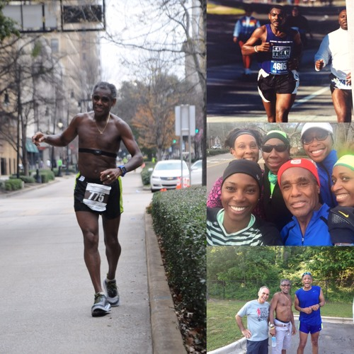 70: Running – The Best Hope For Mankind:  Talking with  Coach Ken Harkless
