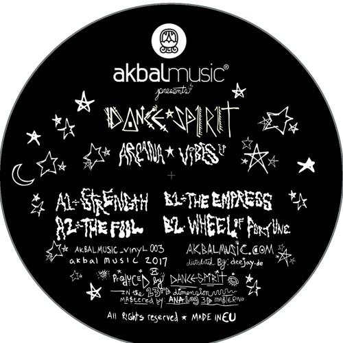 Dance Spirit - Arcana Vibes EP (vinyl only) [Akbal Music]
