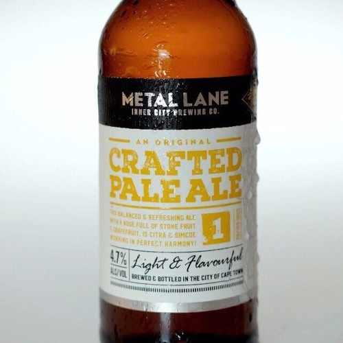 #Beertime: Metal Lane Brewery's Pale Ale
