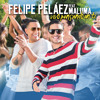 DESCARGA EN LA DESCRIPCION(100) Felipe Peláez Ft Malum - Vivo Pensando En Ti [Grand 2017] Private!