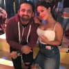 Dj Pup Dawg with Cierra Ramirez In Studio
