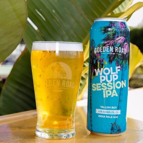 #Beertime: Wolf Pup Session IPA Review