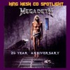 KING HESH: Megadeth's Countdown To Extinction Turns 25!