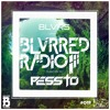BLVRS & Pessto - BLVRRED Radio #019 2017-07-27 Artwork