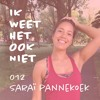 012 What The Health Review (met Saraï Pannekoek)