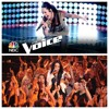 Incredible Story of Kat Perkins! NBC's The Voice Team Adam Levine in Studio