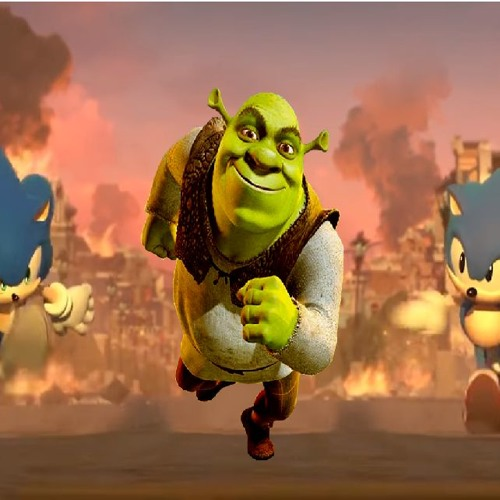 Shrek Forces - Theme Of Infinite Layers