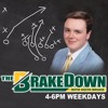 "Villanova pxp voice, Ryan Fannon on ""The BrakeDown"" Wednesday, July 26th"